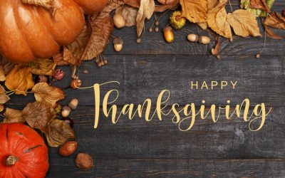 Happy Thanksgiving from Platinum Copier Solutions Fort Worth!
